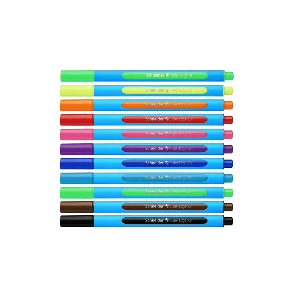 Στυλό SCHNEIDER Slider Edge XB - Διάφορα Χρώματα