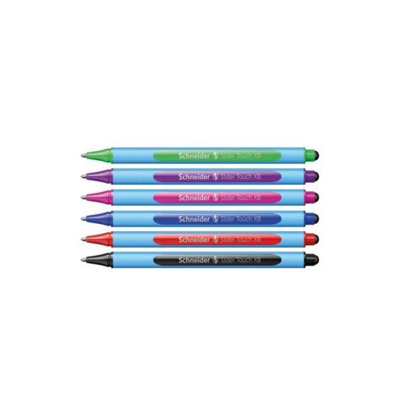 Στυλό SCHNEIDER Slider Touch XB - Διάφορα Χρώματα