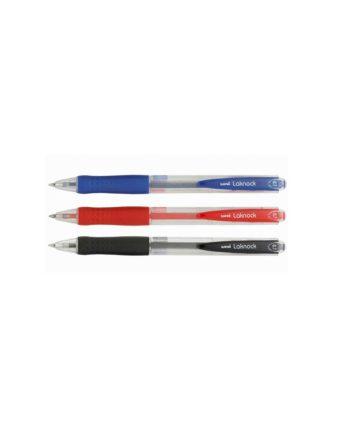 Στυλό Διαρκείας UNI-BALL Laknοck SN-100 0.7mm - Διάφορα Χρώματα