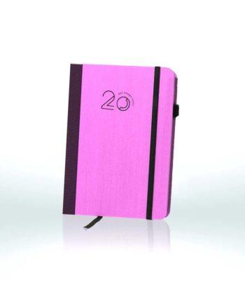 Ημερολόγιο Ημερήσιο 2020 Μollis 14x21cm
