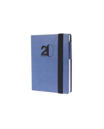 Ημερολόγιο Ημερήσιο 2020 με λάστιχο RODONIT 12x17cm