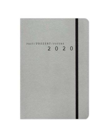 Ημερολόγιο Εβδομαδιαίο 2020 ECO ELASTIC 13x21cm