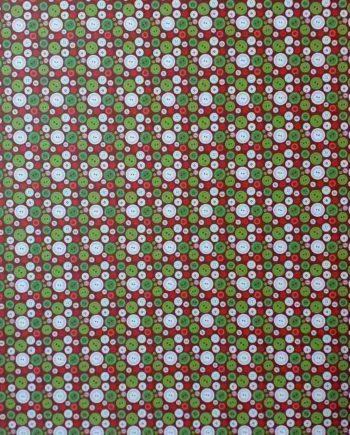 Χαρτόνι 50x70cm Κουμπιά - Διπλής Όψης