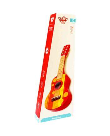 Ξύλινη Κιθάρα TOOKY TOY TKC291