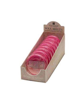 Αρωματικό Wax Melt Κερί HEART & HOME Love 26gr 276280330