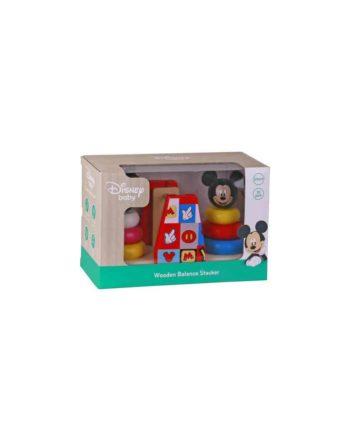 Ξύλινη Ζυγαριά Mickey & Minnie TOOKY TOY DTY022