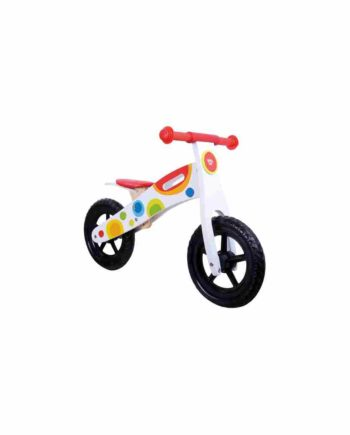 Ξύλινο Ποδήλατο Ισορροπίας TOOKY TOY TKC307
