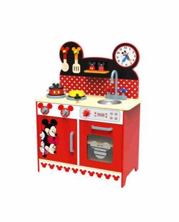 Ξύλινη Κουζίνα Mickey & Minnie TOOKY TOY DTY036