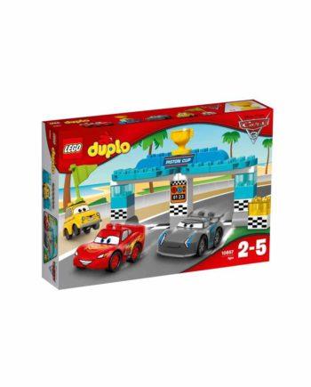 LEGO DUPLO Αγώνας Κυπέλλου Piston 10857