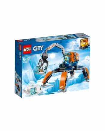 LEGO City Arctic Expediti Αρκτικός Βαδιστής Πάγου 60192