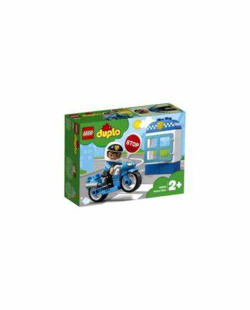 LEGO DUPLO Αστυνομική Μοτοσικλέτα 10900