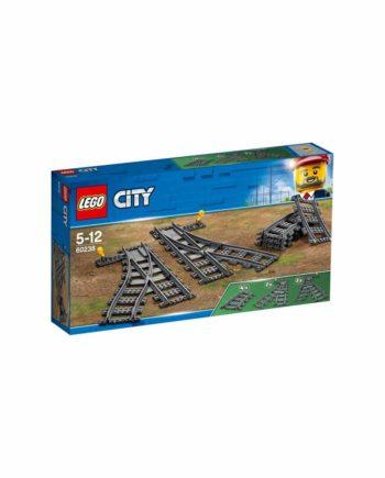 LEGO City Trains Διασταυρώσεις 60238