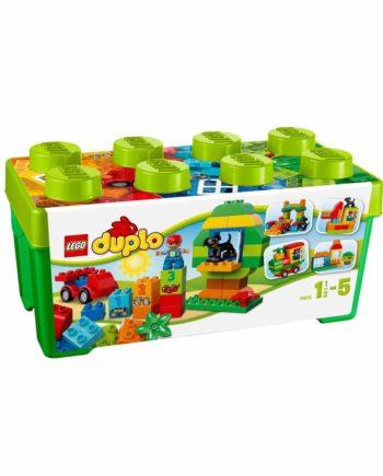 LEGO DUPLO Κουτί Διασκέδασης Όλα-σε-Ένα 10572