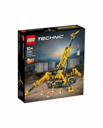 LEGO Technic Συμπαγής Ερπυστριοφόρος Γερανός 42097