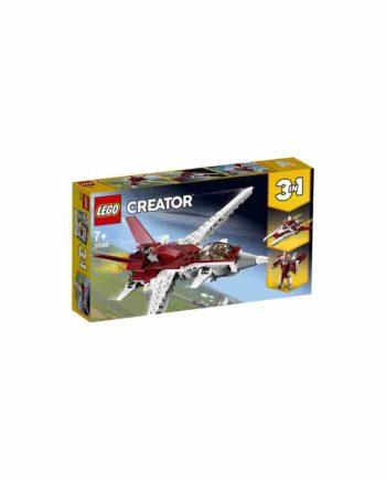 LEGO Creator Φουτουριστικό Αεροσκάφος 31086