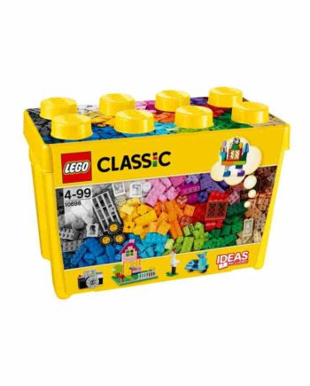 LEGO Μεγάλο Κουτί με Τουβλάκια για Δημιουργίες 10698