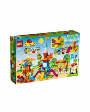LEGO DUPLO Μεγάλο Λούνα Παρκ 10840