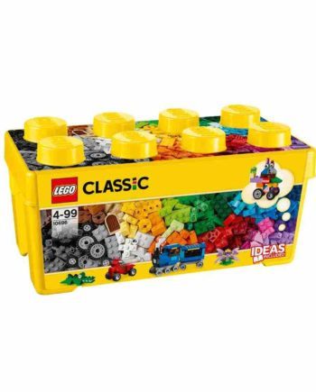 LEGO Μεσαίο Κουτί με Τουβλάκια για Δημιουργίες 10696