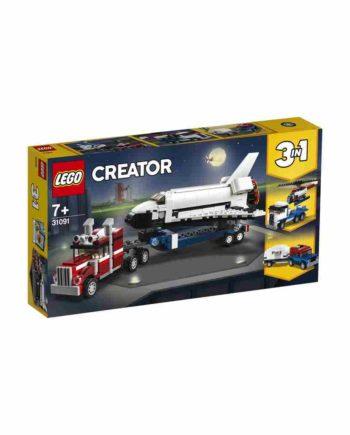 LEGO Creator Μεταφορικό Διαστημικό Λεωφορείο 31091