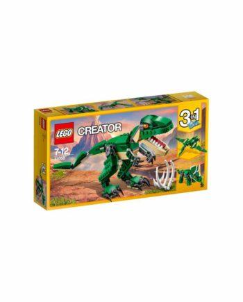 LEGO Creator Πανίσχυροι Δεινόσαυροι 31058