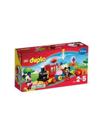 LEGO DUPLO Super Heroes  Παρέλαση Γενεθλίων του Μickey & της Μinnie 10597