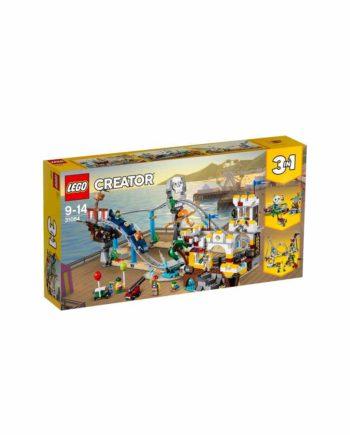 LEGO Creator Πειρατικό Roller Coaster 31084