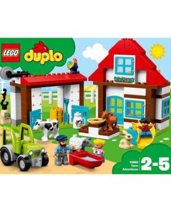LEGO DUPLO Περιπέτειες της Φάρμας 10869