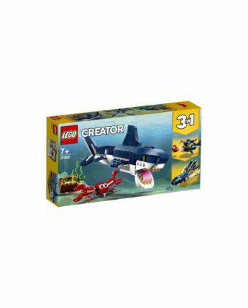 LEGO Creator Πλάσματα της Βαθιάς Θάλασσας 31088