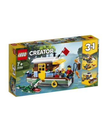 LEGO Creator Πλωτό Σπίτι στο Ποτάμι 31093