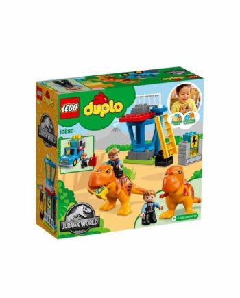 LEGO DUPLO Πύργος του T. Rex 10880