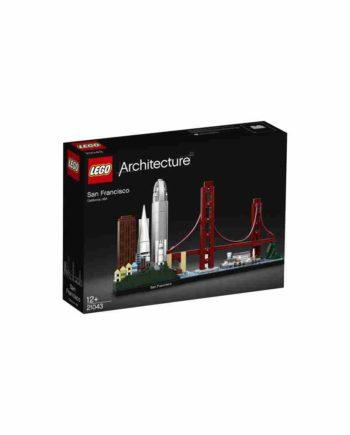LEGO Architecture Σαν Φρανσίσκο 21043