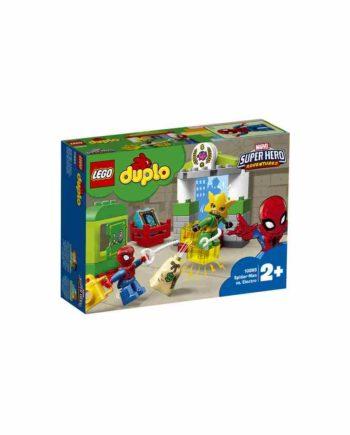 LEGO DUPLO Spider Man εναντίον Electro 10893