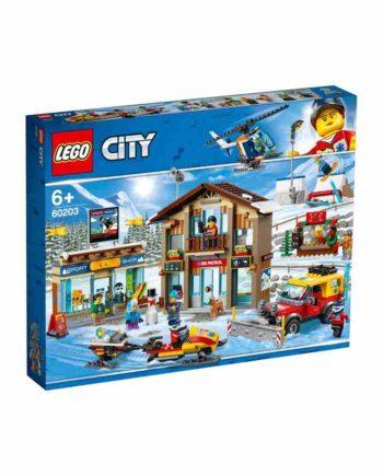 LEGO Χιονοδρομικό Θέρετρο 60203