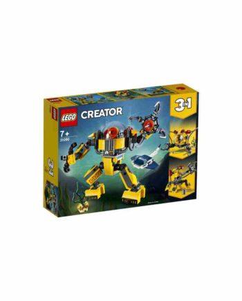 LEGO Creator Υποβρύχιο Ρομπότ 31090