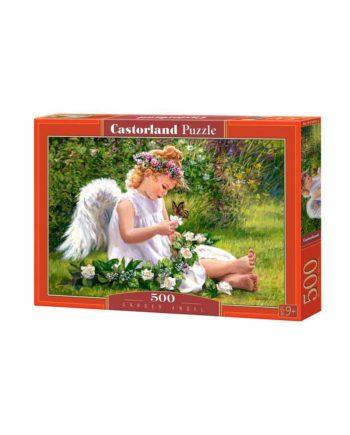 Puzzle CASTORLAND Garden Angel B-51991-2 - 500 κομμάτια
