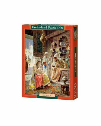 Puzzle CASTORLAND The Jewelry Box 102945 - 1000 κομμάτια