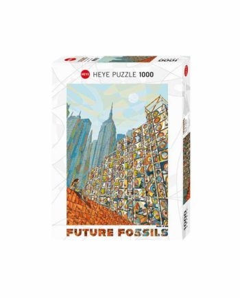 Puzzle HEYE Future Fossils - Home in Mind 29876 - 1000 κομμάτια