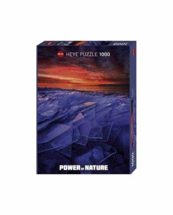 Puzzle HEYE Power of Nature - Ice Layers 29862 - 1000 κομμάτια