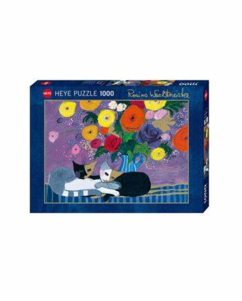 Puzzle HEYE Wachtmeister Rosina - Sleep Well! 29818 - 1000 κομμάτια