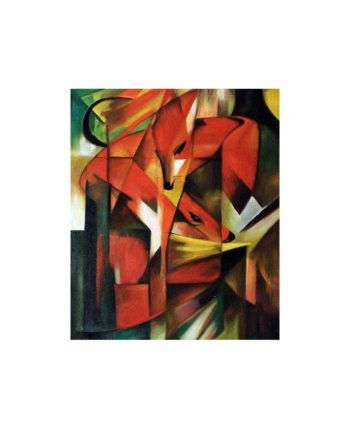 Puzzle RICORDI ART The Foxes by Franz Marc 2901N26108 - 1500 κομμάτια