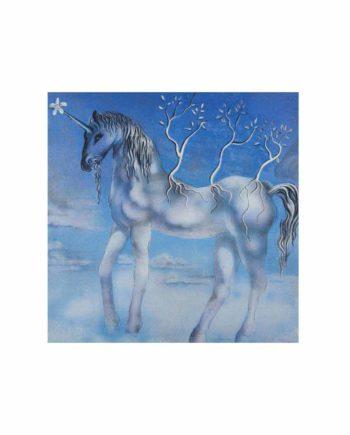 Puzzle RICORDI ART Unicorn by Salvador Dali 3001N27002 - 2000 κομμάτια