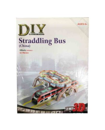 3d puzzle build my world straddling bus tetragono 2
