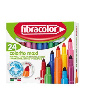 fibracolor 24 xontroi tetragono