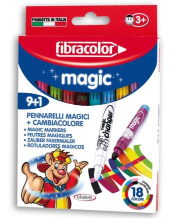 markadoroi fibracolor MAGIC 10xromata tetragono