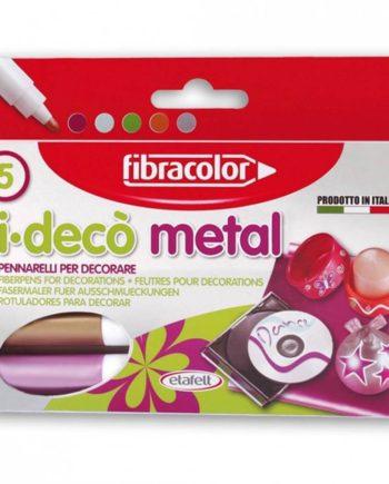 markadoroi fibracolor ideco metal 5xromata tetragono