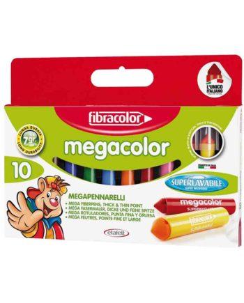 markadoroi fibracolor megacolor 10 10950SW010SE tetragono